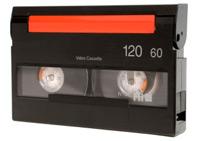 cassette 8mm