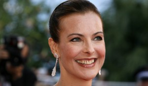 French actress Carole Bouquet  arrives for the awards ceremony at the 60th Cannes Film Festival